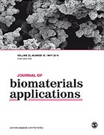 Journal of Biomaterials Applications cover image