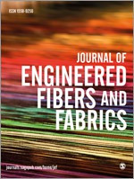 Journal of Engineered Fibers and Fabrics cover image