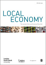 Local Economy: The Journal of the Local Economy Policy Unit
