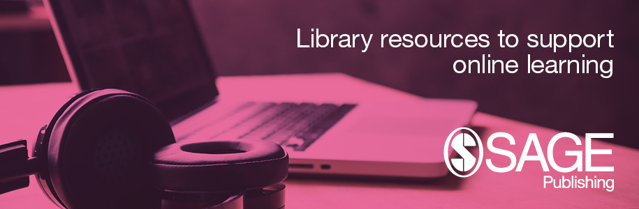 Library resources to support online learning