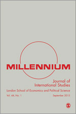 Millennium: Journal of International Studies cover image