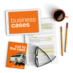 SAGE Business Cases resources