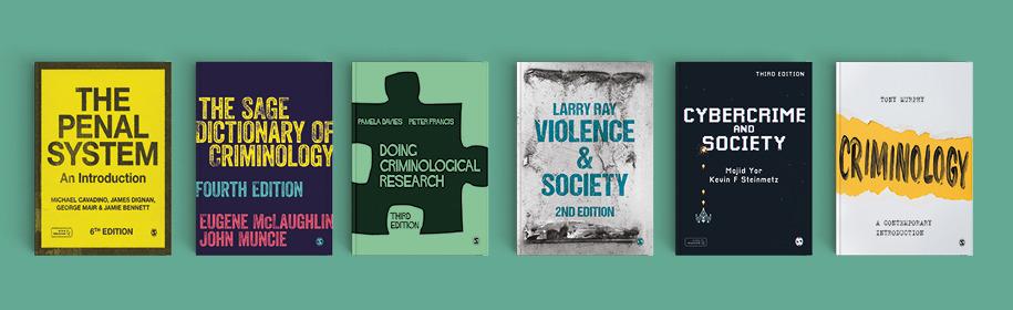 New Criminology Books 2020