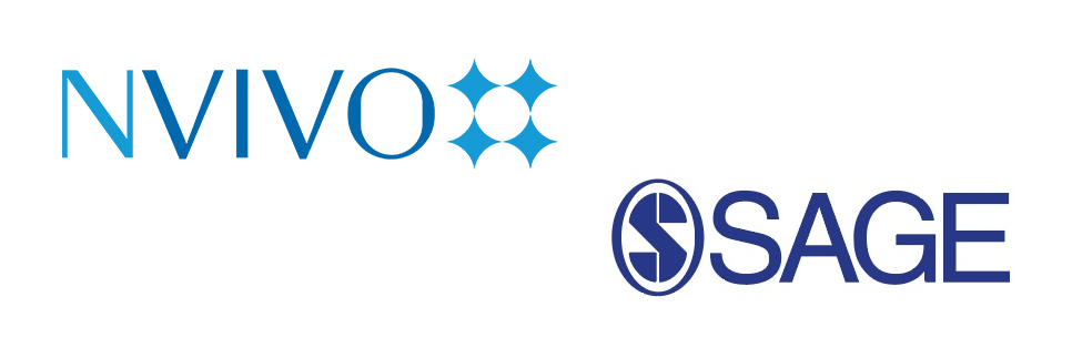 SAGE & NVivo Logos