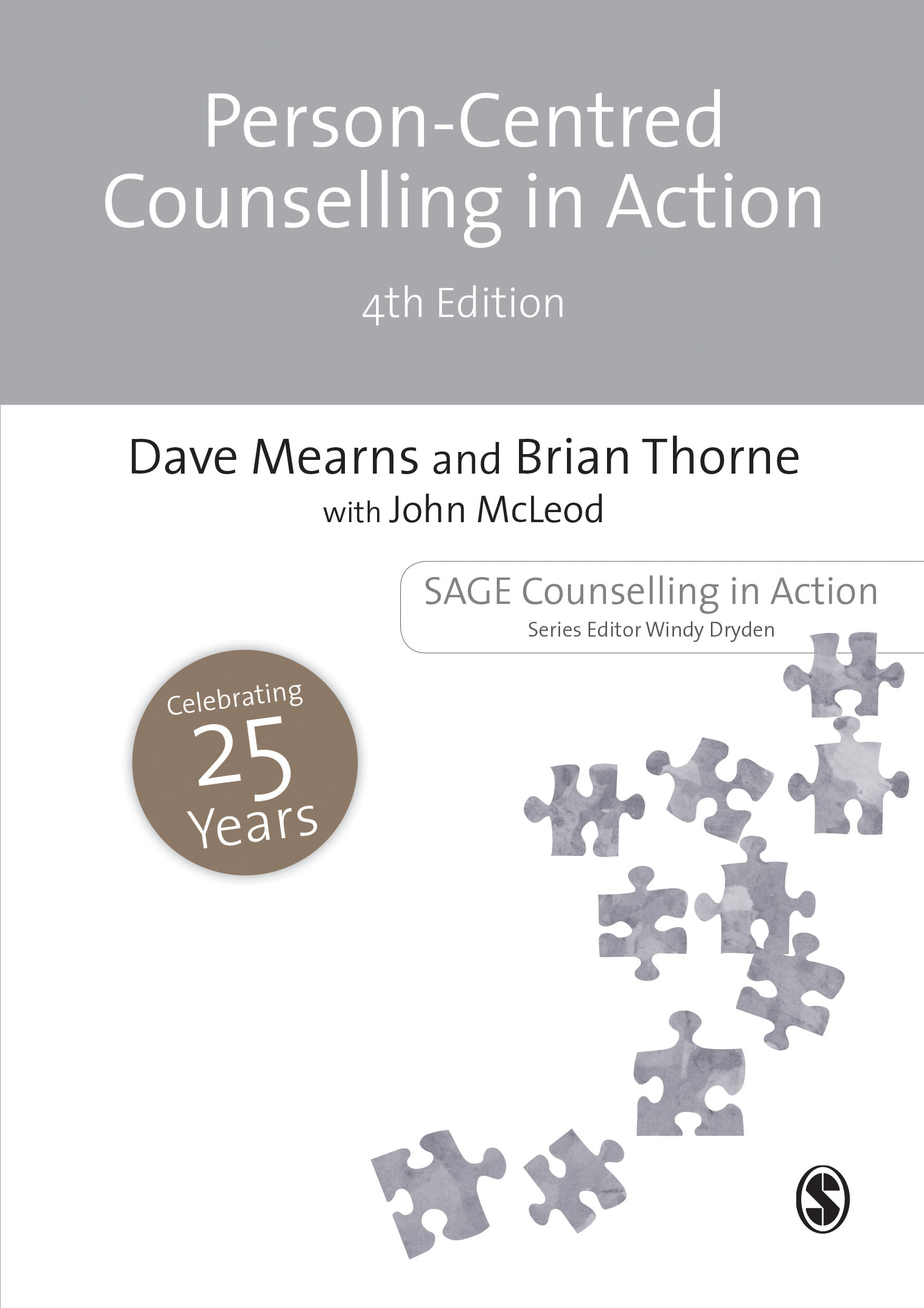 Person-Centred Counselling in Action book cover image