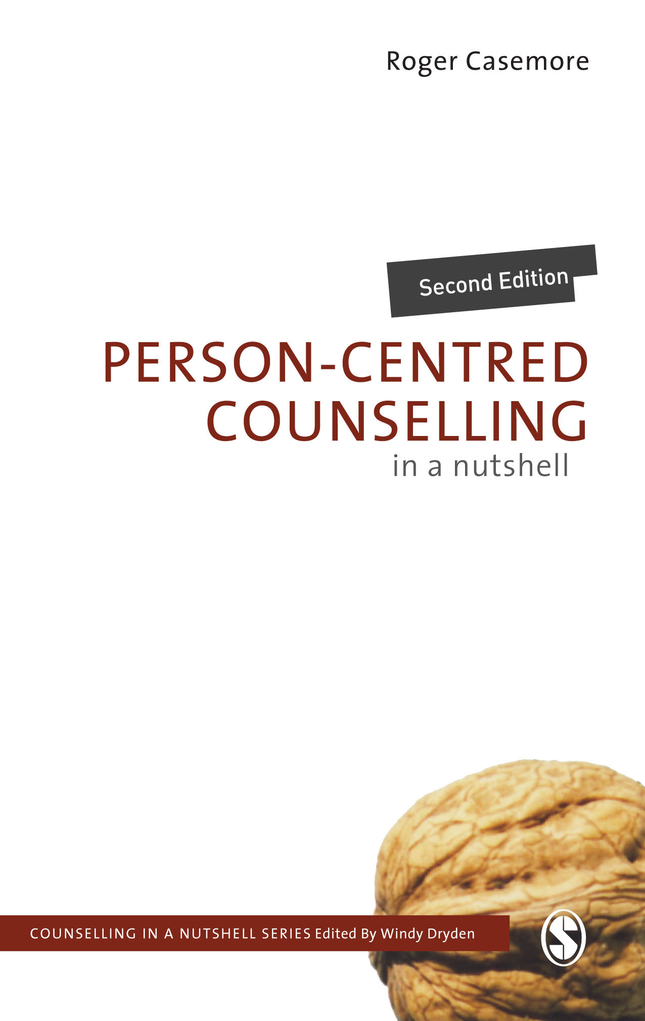 Person-Centred Counselling in a Nutshell book cover image
