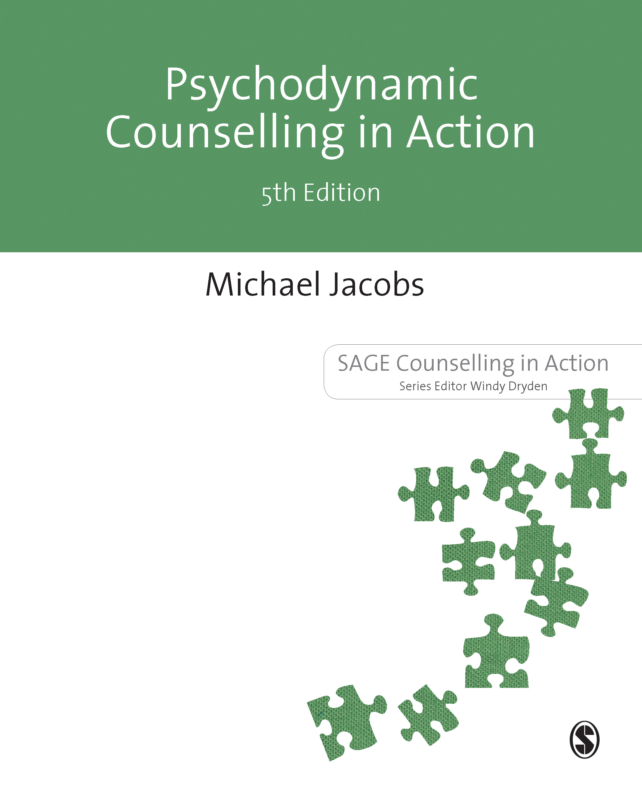Psychodynamic Counselling in Action book cover