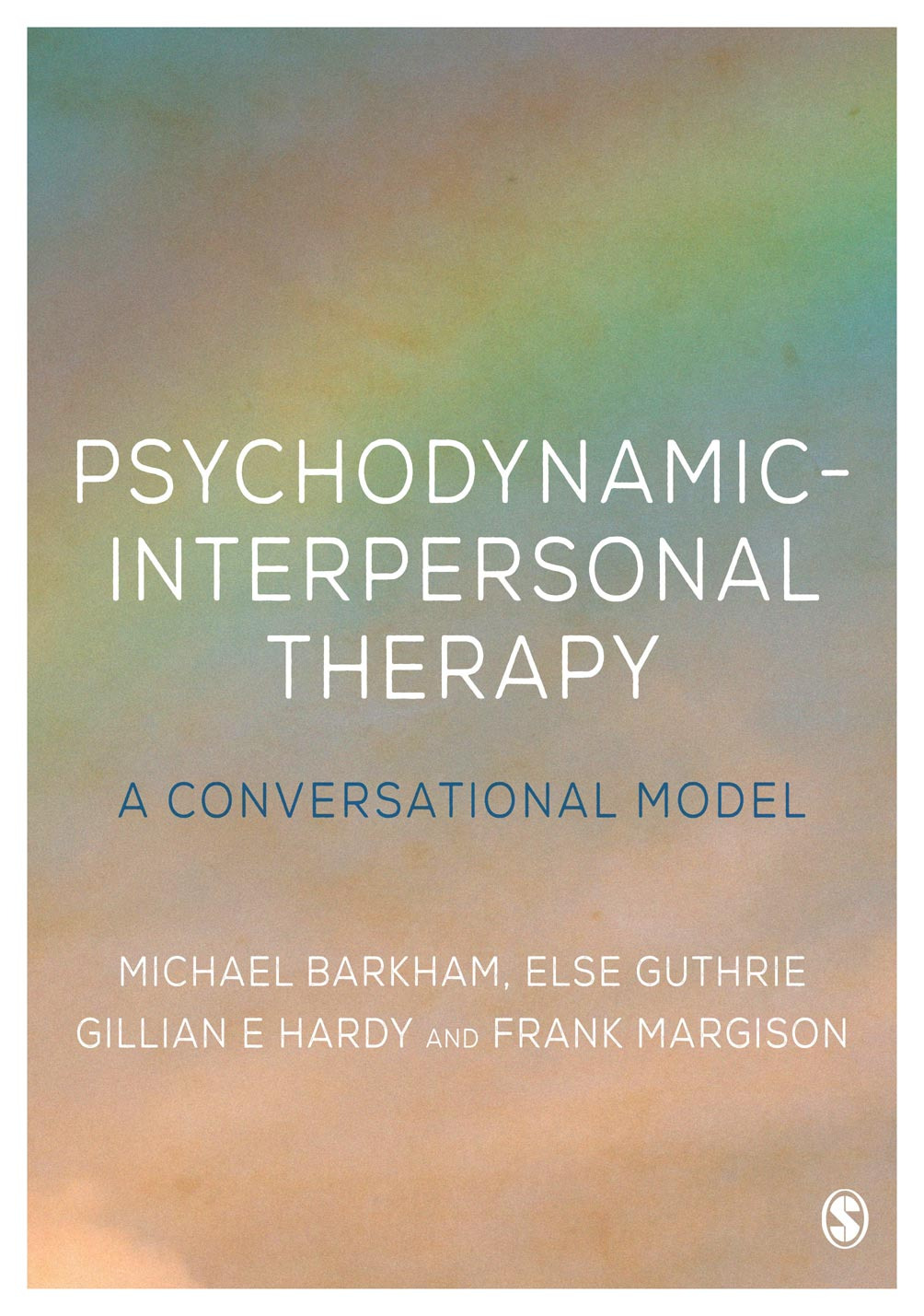 Psychodynamic-Interpersonal Therapy: A Conversational Model  book cover