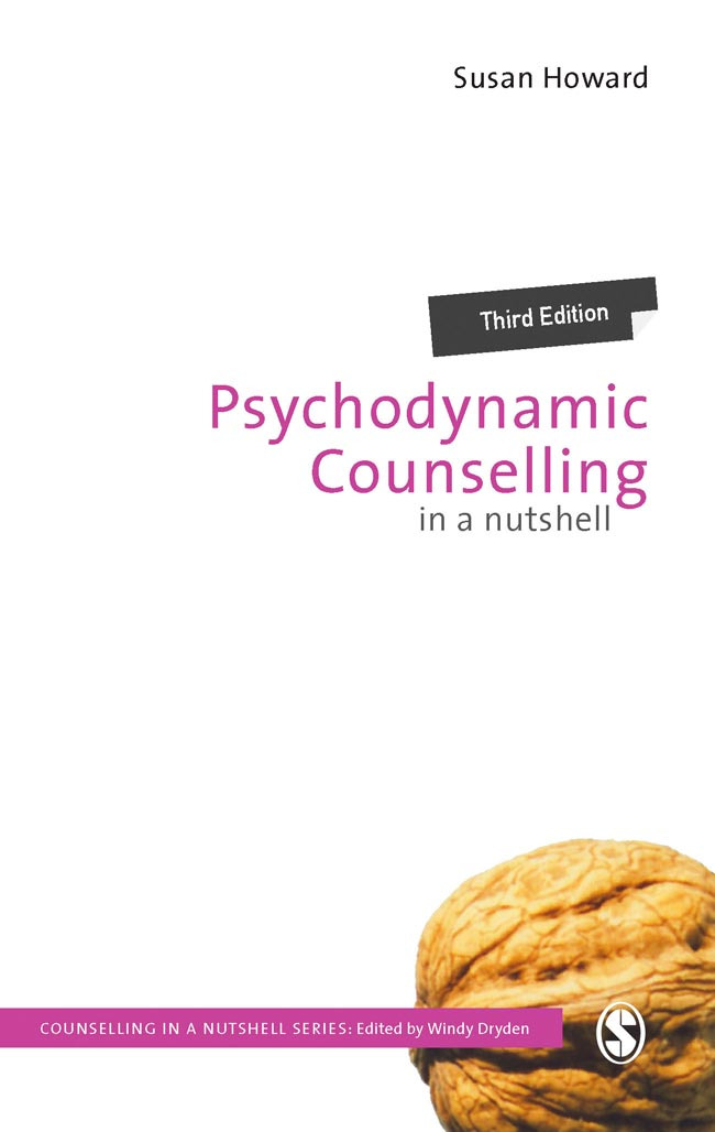 Psychodynamic Counselling in a Nutshell book cover image