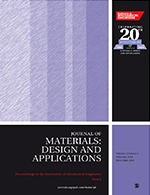 Proceedings of the Institution of Mechanical Engineers, Part L: Journal of Materials: Design and Applications cover image