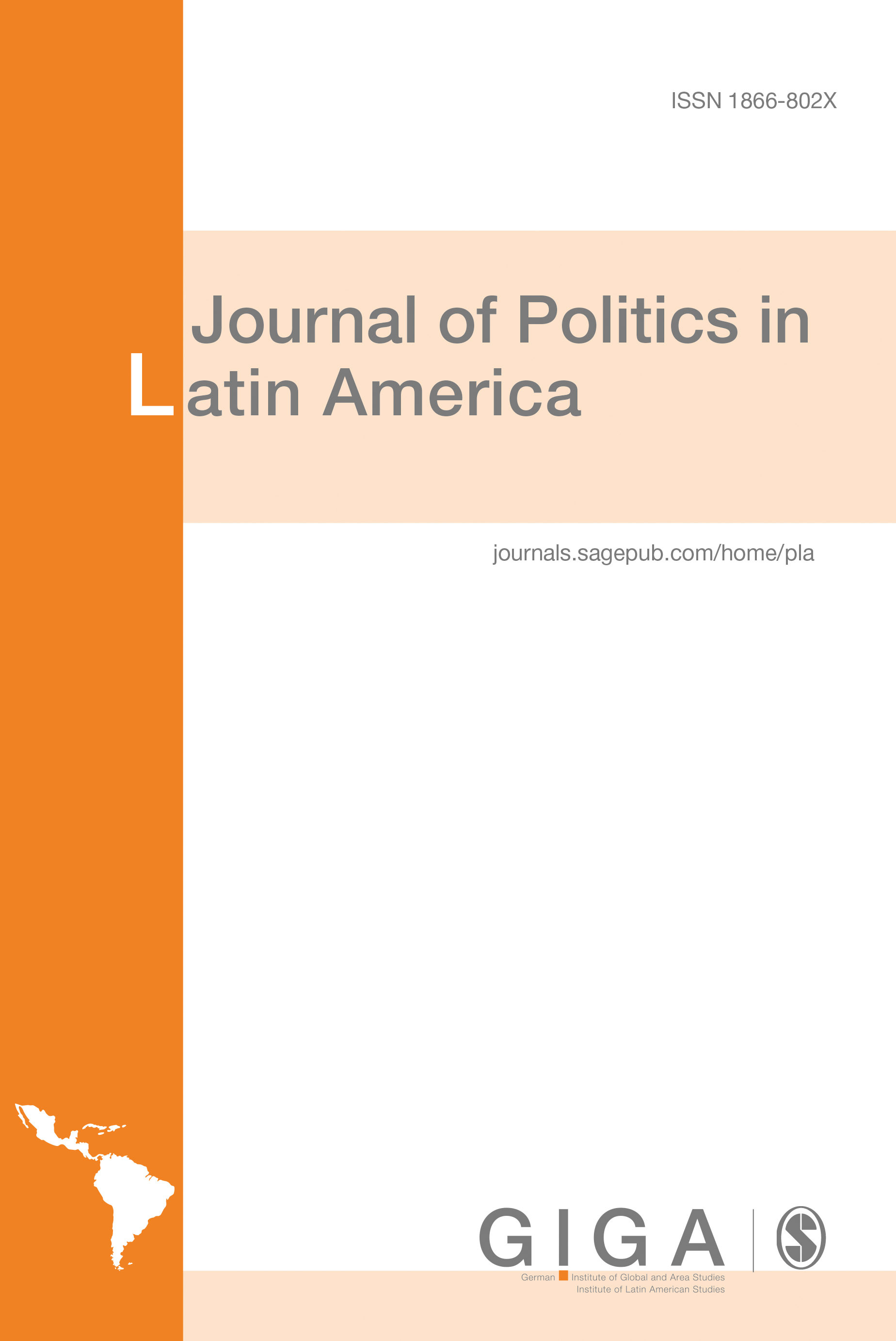 Journal of Politics in Latin America