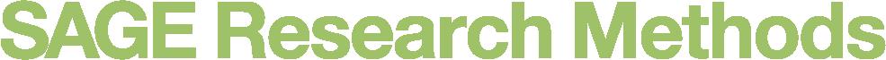 SAGE Research Methods Header
