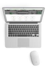 Image of Macbook - Online resources