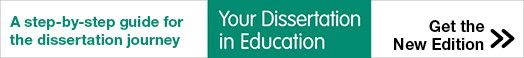 Your Dissertation in Education Nicholas Walliman