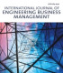 International Journal of Engineering Business Management