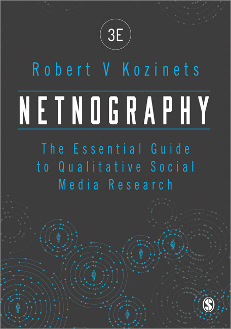 Front Cover of Netnography by Kozinets
