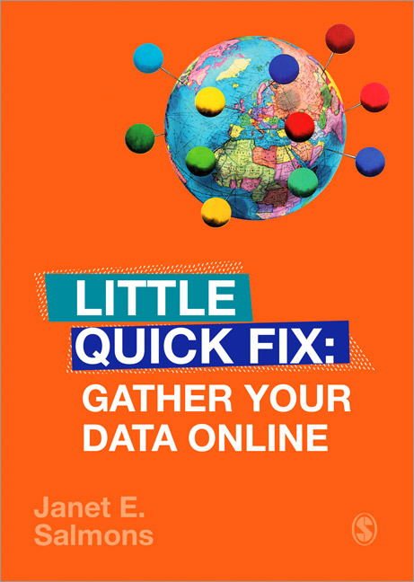 Salmons, Little Quick Fix: Gather Your Data Online