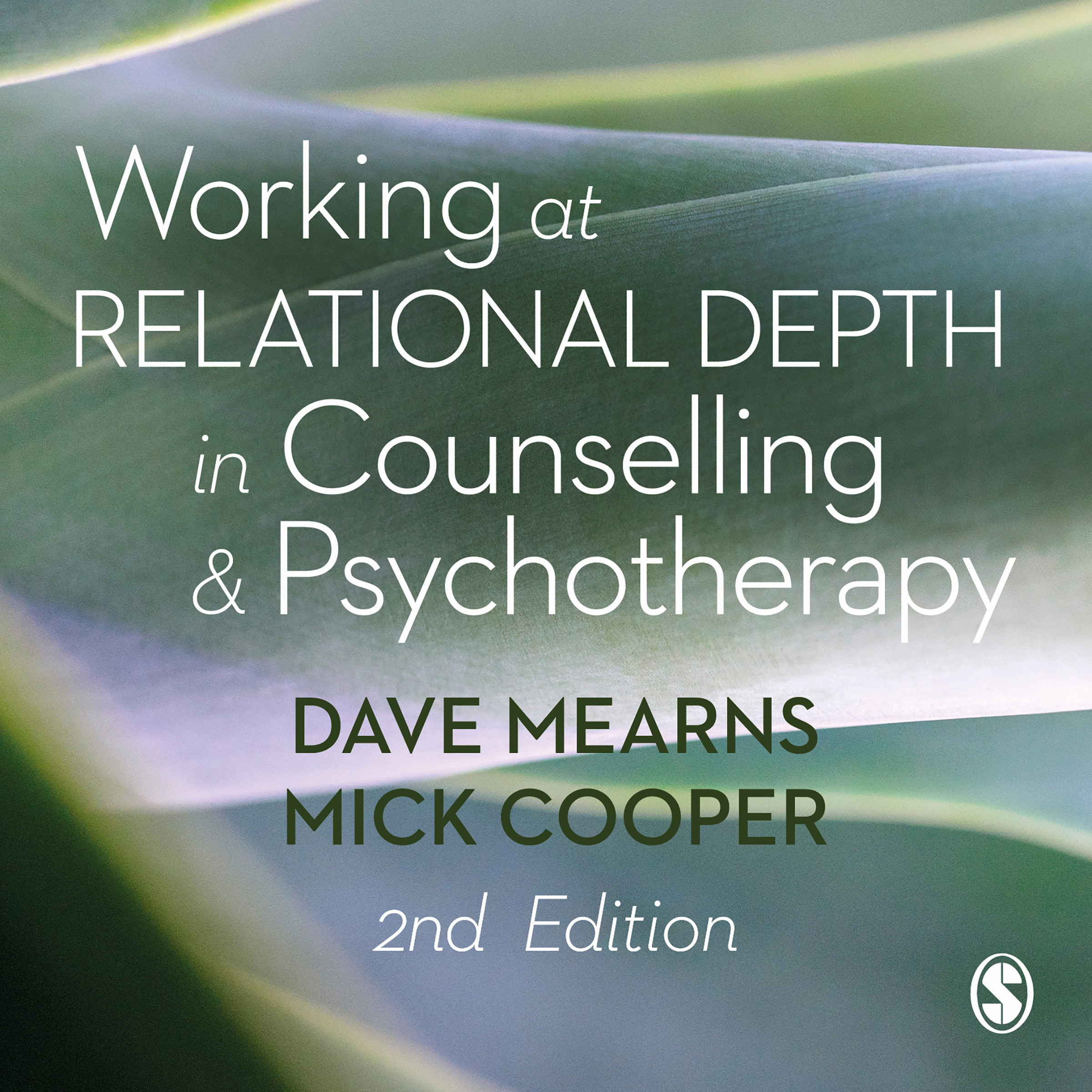 Working at Relational Depth in Counselling and Psychotherapy image
