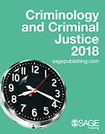 Criminology and Criminal Justice 2018
