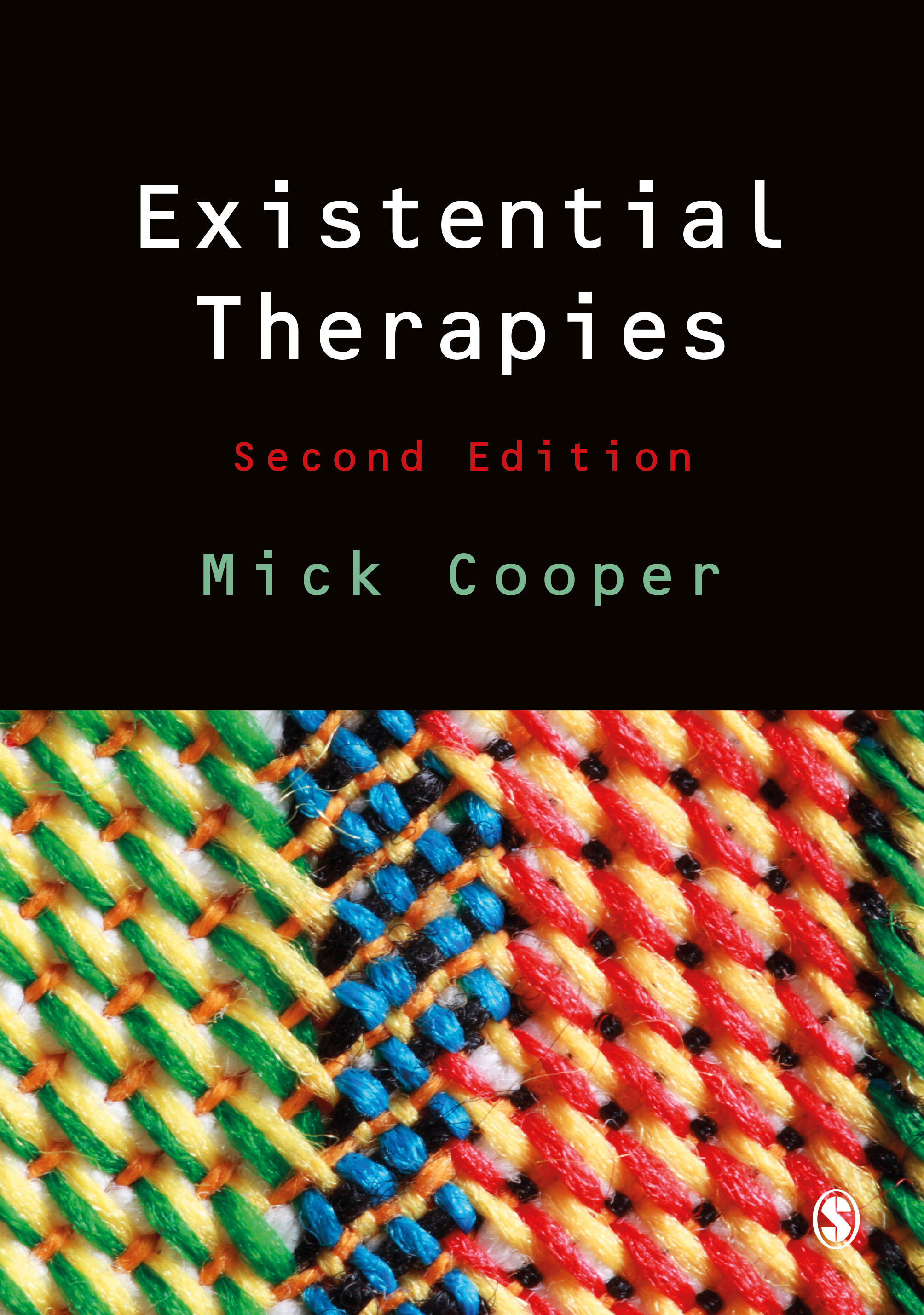 Existential Therapies book cover image