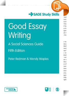 Good Essay Writing cover