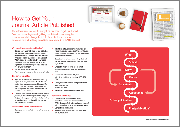 Image of How to Get Published PDF