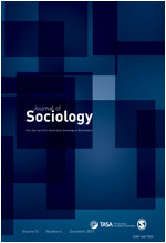 Journal of Sociology