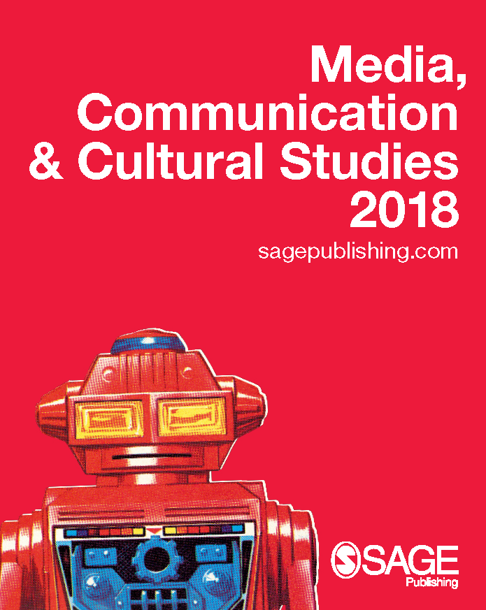 Media, Communication and Cultural Studies Catalogue 2018