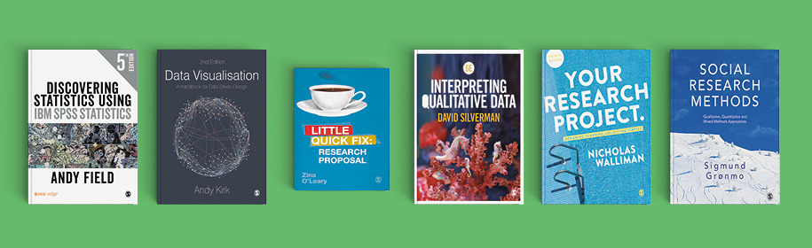 Research Methods New Titles