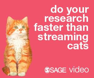 SAGE Video usage banner 350x250