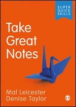 Take Great Notes