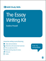 study skills sage publications  sign up for a trial of the essay writing kit
