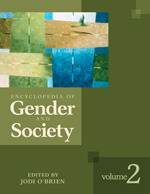 Cover:Encyclopedia of gender and society