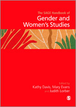 Cover:Handbook of gender and women's studies