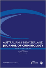 Australian & New Zealand Journal of Criminology