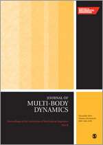 Proceedings of the Institution of Mechanical Engineers, Part K: Journal of Multi-body Dynamics