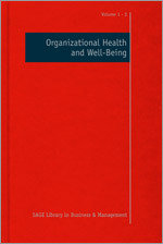 Organizational Health and Well-Being