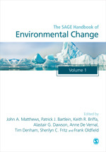 The SAGE Handbook of Environmental Change