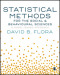 Statistical Methods for the Social and Behavioural Sciences