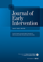 Journal of Early Intervention