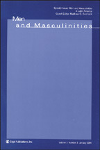 Men and Masculinities cover