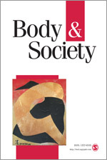 Body & Society cover