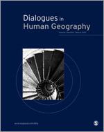Dialogues in Human Geography