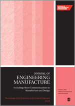The Journal of Engineering Manufacture
