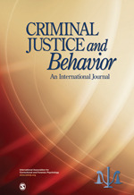 Criminal Justice and Behavior