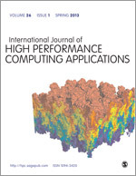 The International Journal of High Performance Computing Applications