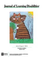 Journal of Learning Disabilities