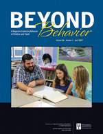 Beyond Behavior