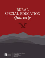 Rural Special Education Quarterly