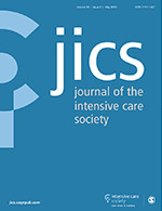 Journal of the Intensive Care Society | SAGE Publications Ltd